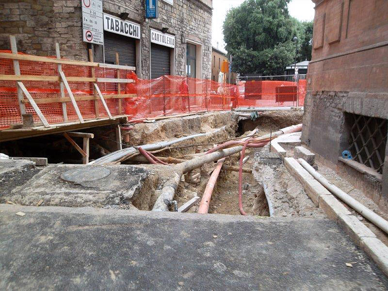 Infrastrutture a rete-Ripristino ed integrazione infrastrutture a rete Perugia-full