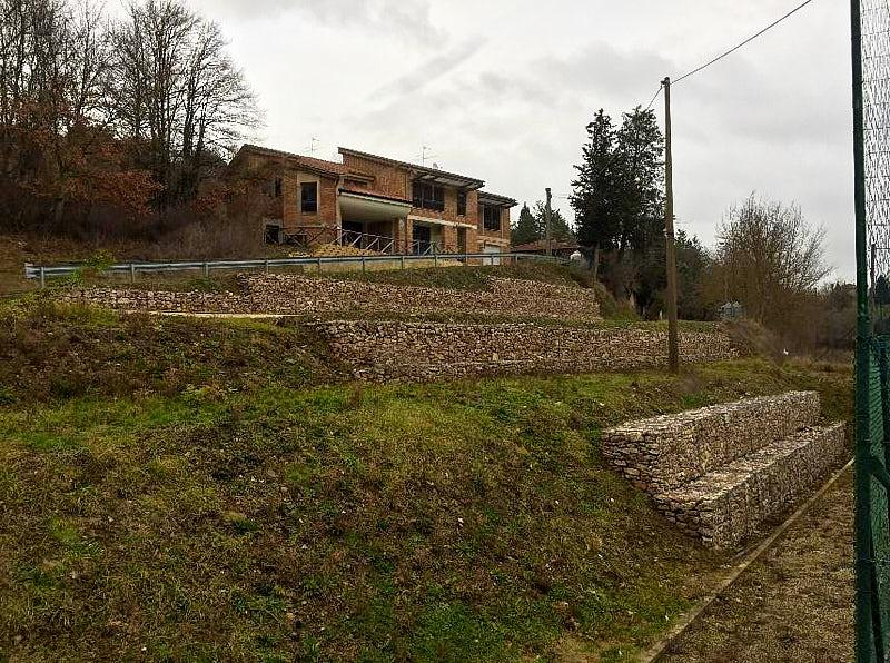 Opere di difesa idraulica e geologica-Ripristino movimento franoso strada comunale Marcignano-full